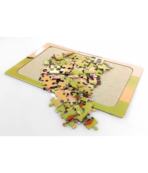 Kinder Puzzle (4 Sorten)
