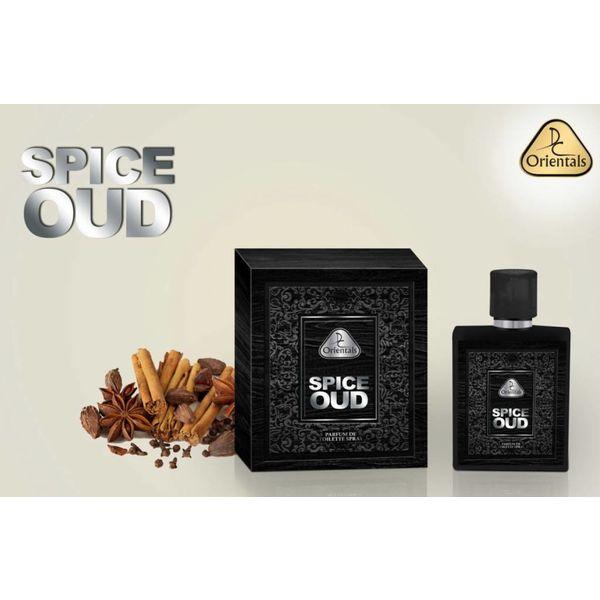 Spice Oud - Royal Parfumes
