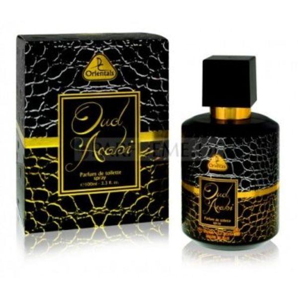 Oud Arabi - Royal Parfums