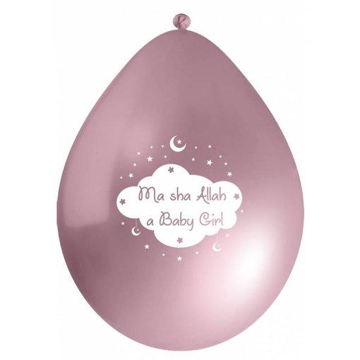Ballons Girl (10 PACK)