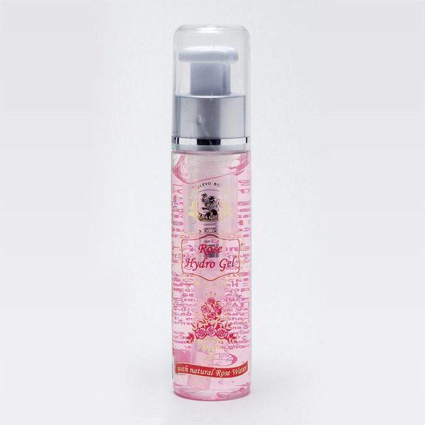 Rosen Hydro Gel mit Rosenwasser