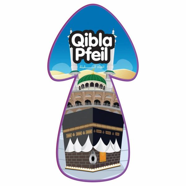 Qibla Pfeil (Learning Roots)