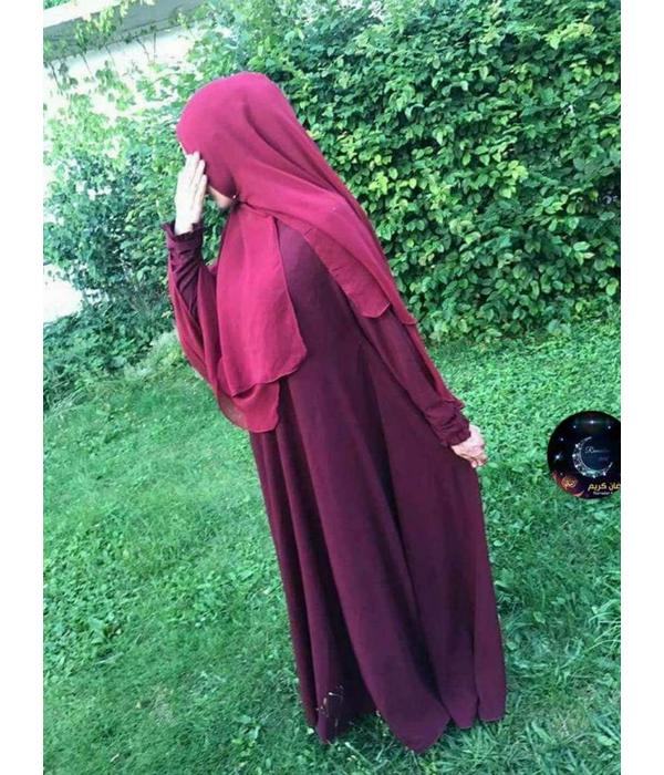 Khimar Indo Style