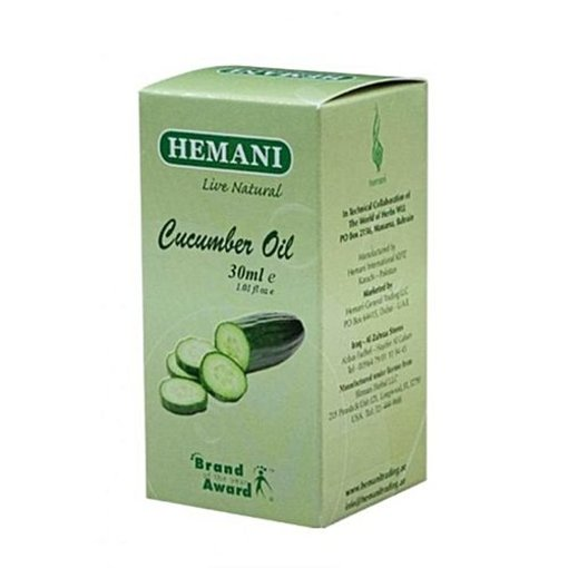 Hemani Gurken / Cucumber Öl