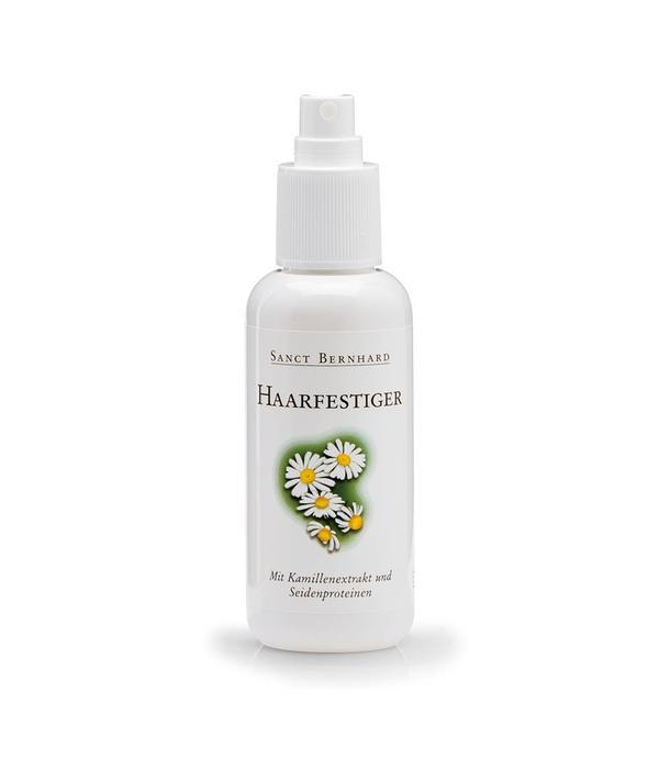 Haarfestiger  Kamillenextrakt und Seidenproteinen