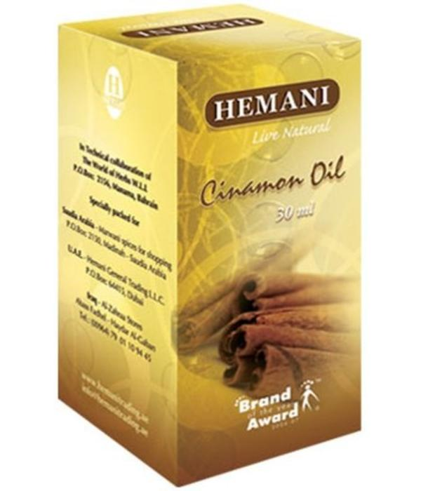 Hemani Cinnamon / Zimt Öl