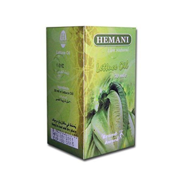 Hemani Lettuce / Grünsalat Öl