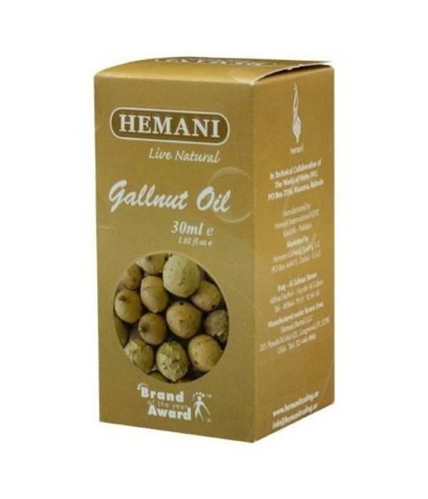 Hemani Gallnut Öl