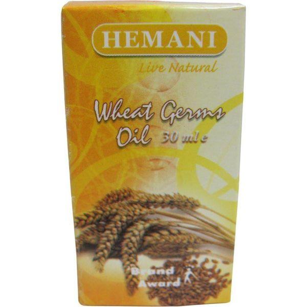 Hemani Weizenkeime / Wheat Germ Öl