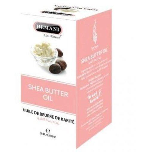Hemani Shea butter Öl