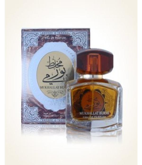 Mukhalat Burmi - Royal PArfums