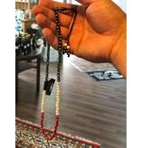 Gebetskette - Tesbih 99 Steine (Palästina)