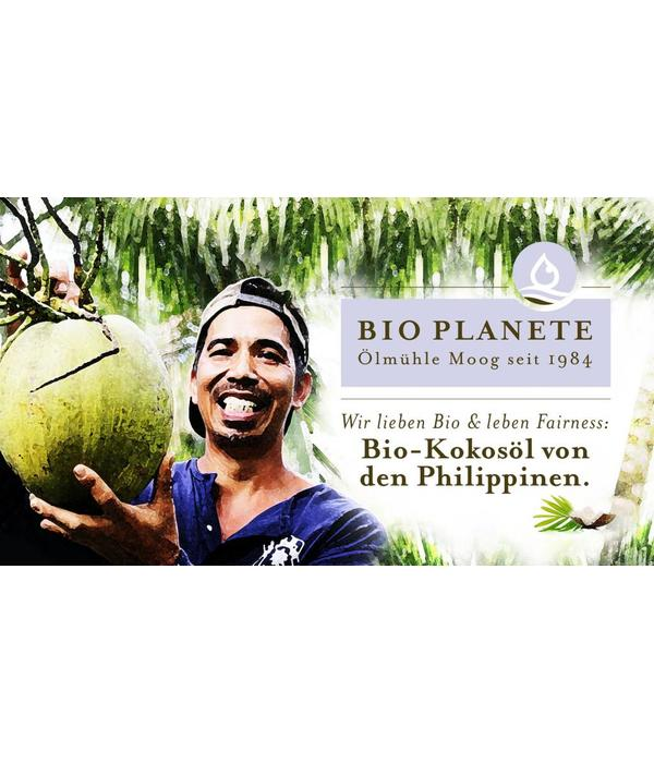 Bio Planète Kokosöl nativ (200 ml o. 400 ml)