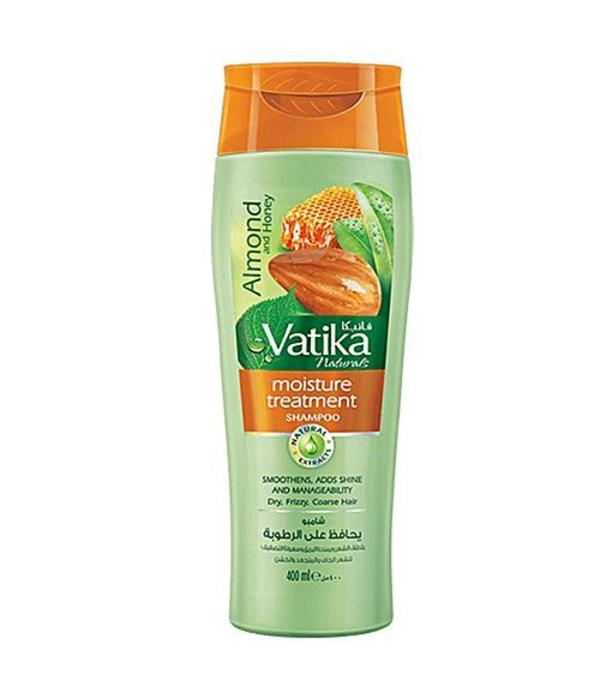 Vatika Mandel / Honig - Shampoo 200ml