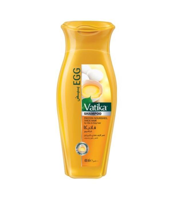 Vatika Ei / Proteine - Shampoo 200 ml