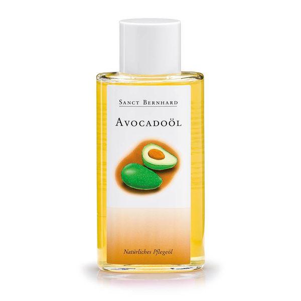 Avocadoöl aus dem Fruchtfleisch reifer Avocadobirnen