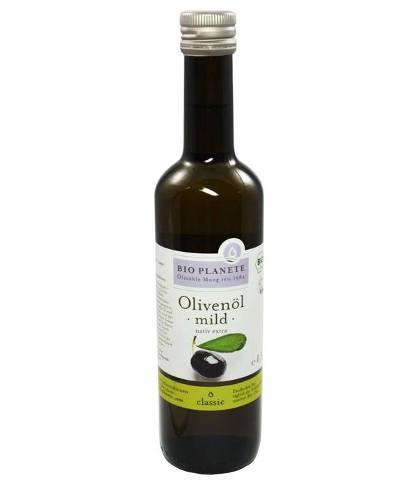 Bio Olivenöl mild (500ml) Tunesien