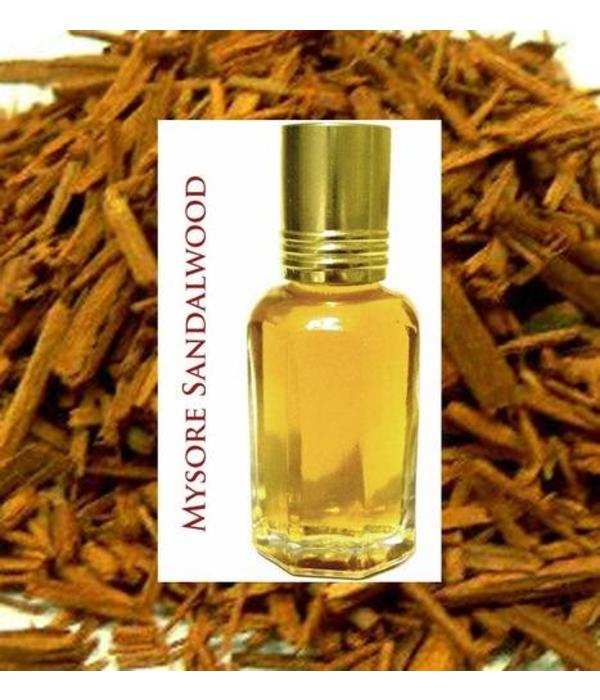 Duft Öl - Misk Sandal Wood