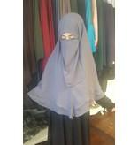 Khimar im Indo Style inkl. Niqab