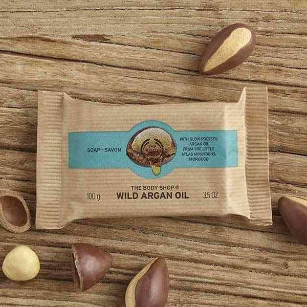 Wild Argan Oil -Seife-Soap 100g
