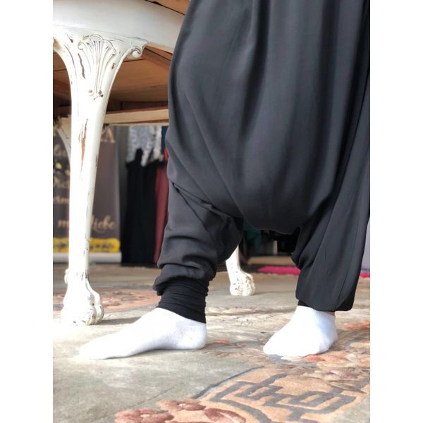 Umm Hamza Dress - Sarwal Hose Daria