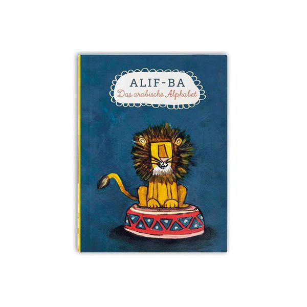 Alif-Ba das arabische Alphabet