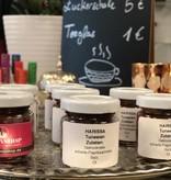 Paprika-Konzentrat (hausgemachte scharfe Herissa aus Tunesien)