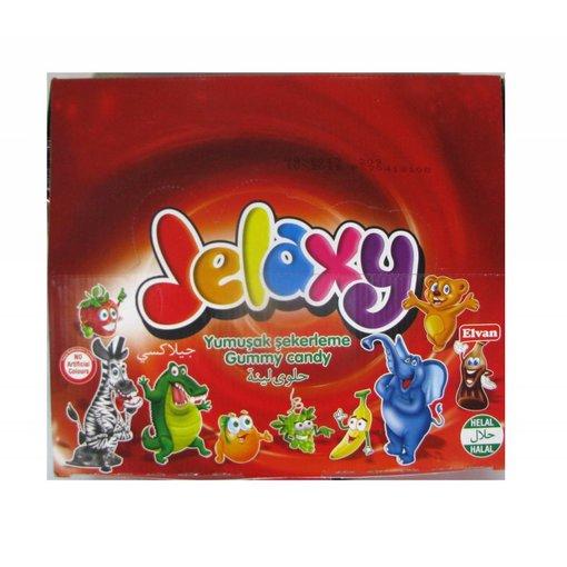 Jelaxy Candy / Süssigkeiten ohne Gelatine