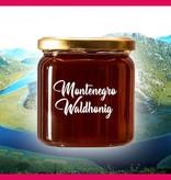 Waldhonig mit Schwarzkümmel - 500g (Montenegro)