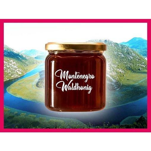 WALDHONIG  Montenegro 500 gr