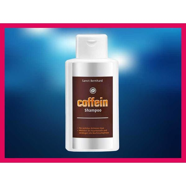 Coffein-Shampoo 250 ml
