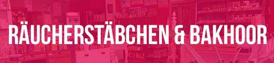 Räucherstäbchen & Bakhoor