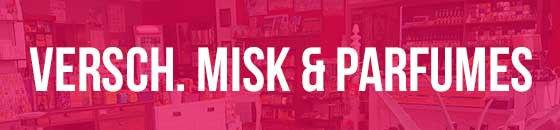 Versch. Misk & Parfumes