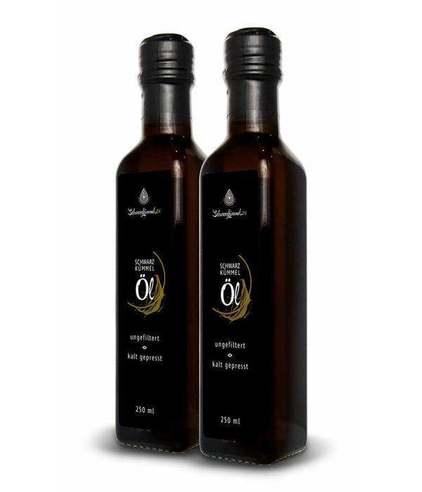Schwarzkümmel Öl - 250ml