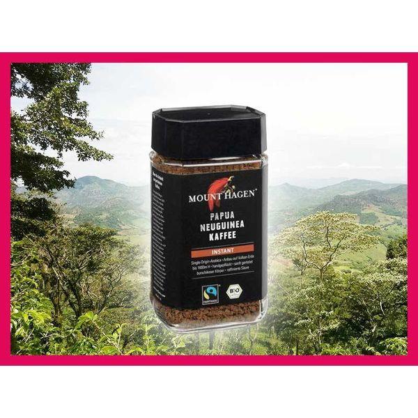 BIO-Kaffee CAFFE Mount Hagen