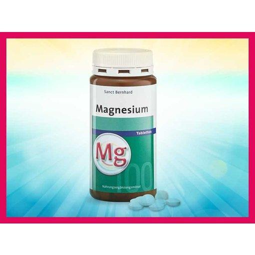 Magnesium-Tabletten 250 Stck.