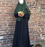 Umm Hamza Dress - Firaya Khimar  (neuer Schnitt)