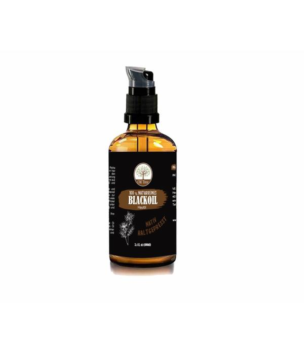 Schwarzkümmel Hautöl - 100% Naturlich