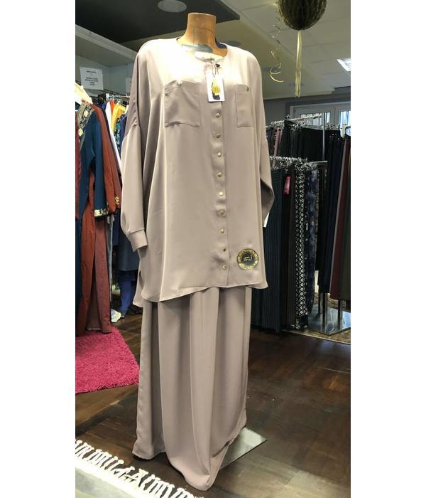 Umm Hamza Dress - Set Aisha 2tlg 007