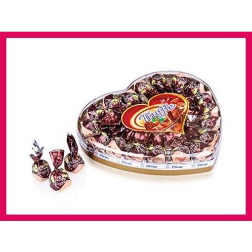 Pralinen Herz - Truffle Elvan (3 Sorten)