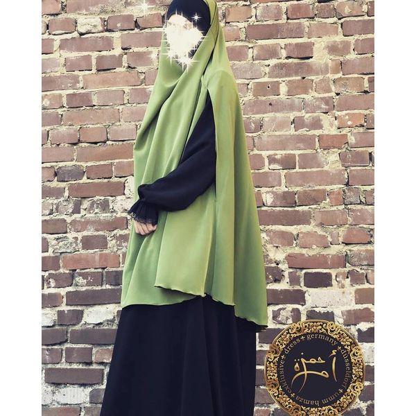 Umm Hamza Dress - Ruqaya Khimar 008