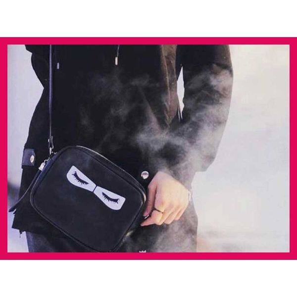 Umm Hamza Dress - Nikabushka Handtasche Eco-Leder 017