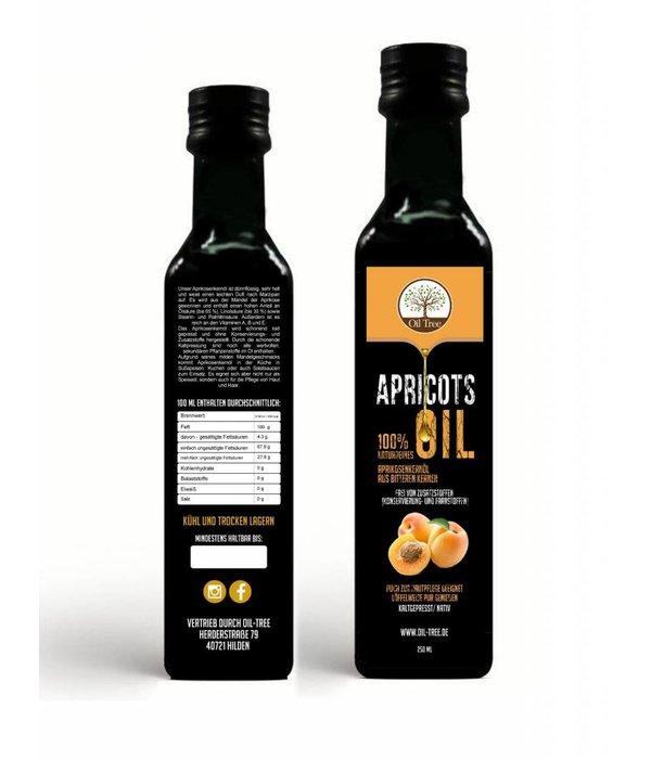 Aprikosenkern Öl - 250ml