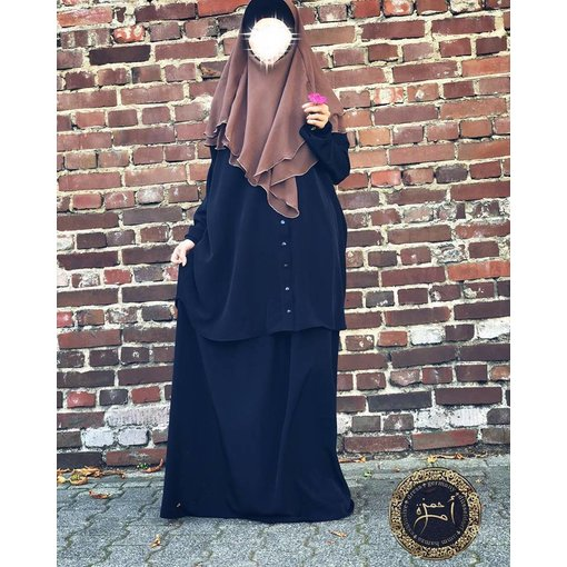 Umm Hamza Dress - Rock Aisha