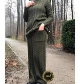 Umm Hamza Dress - 2 teiler Set Asia 014