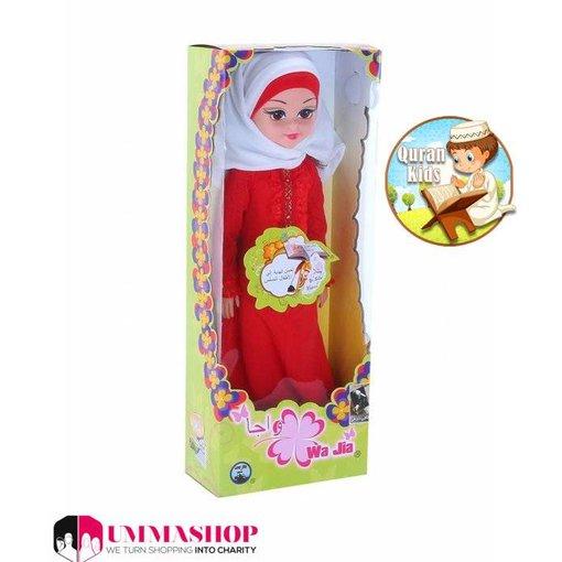 Muslima Puppe - Wa Jia