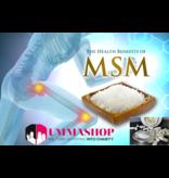 MSM Kapseln (Methylsulfonulmethan) 100 stck