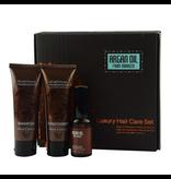 Luxury Hair Care Set (Argan oil)