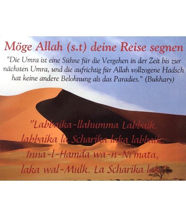 Umra o. Hajj - Postkarte PK 32