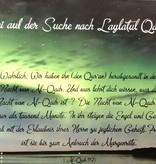 Laylatul Qadr (suchen) -Postkarte PK 33